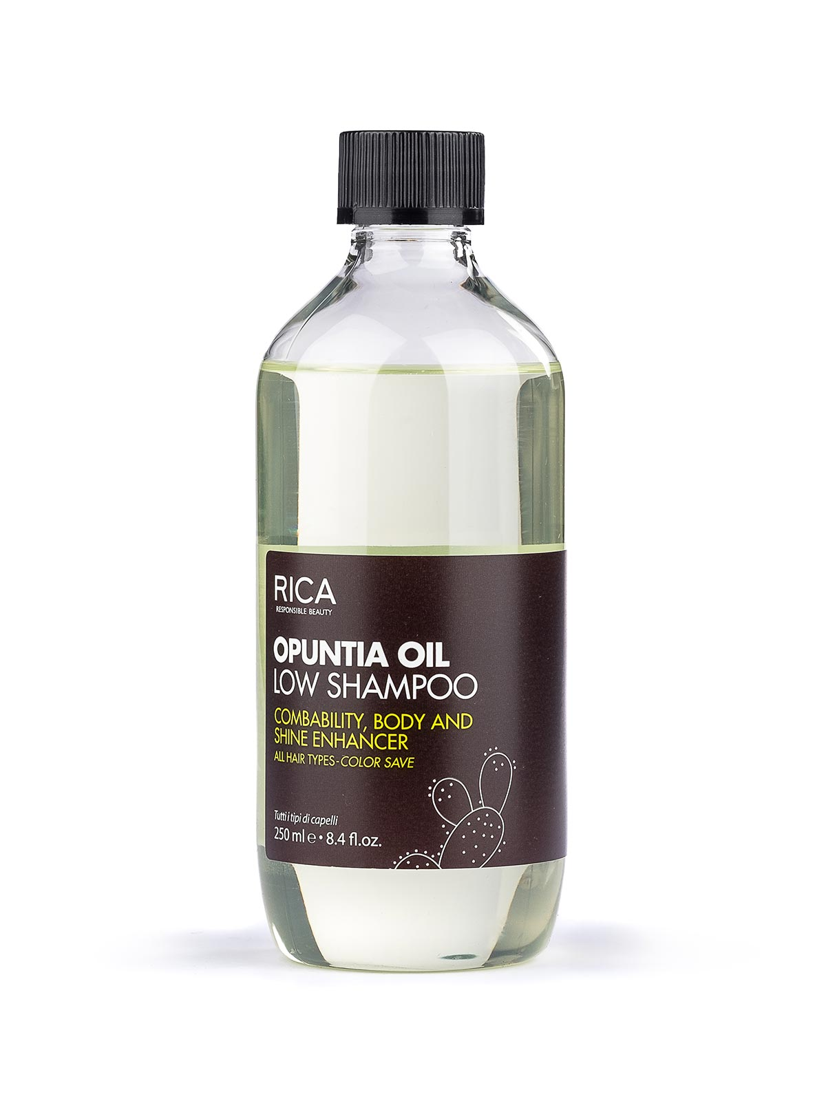 Rica Opuntia Oil Low Shampoo